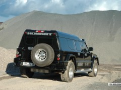 Combat T98 Luxury SUV photo #32954