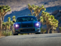nissan gt-r track pack pic #108764