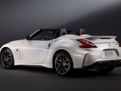 nissan 370z nismo roadster pic #136795