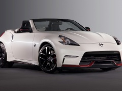 nissan 370z nismo roadster pic #136810