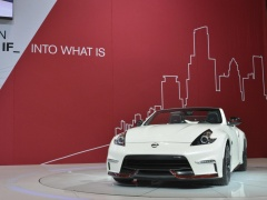 nissan 370z nismo roadster pic #138158