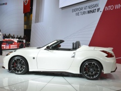 nissan 370z nismo roadster pic #138161