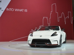 nissan 370z nismo roadster pic #138162