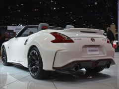 nissan 370z nismo roadster pic #138163
