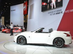 nissan 370z nismo roadster pic #138165