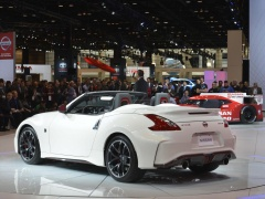nissan 370z nismo roadster pic #138174