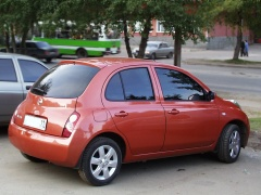 nissan micra pic #16437