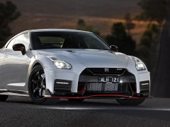nissan gt-r nismo pic #174533