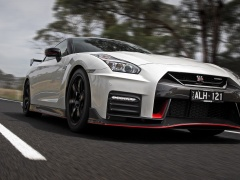 nissan gt-r nismo pic #174534