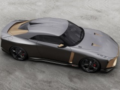 nissan gt-r50 by italdesign pic #189518