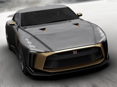 Nissan GT-R50 by Italdesign pic