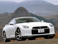 nissan gt-r pic #51969