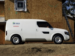 nissan nv2500 concept pic #59966