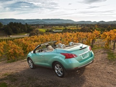 nissan murano crosscabriolet pic #77020