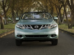 nissan murano crosscabriolet pic #77023