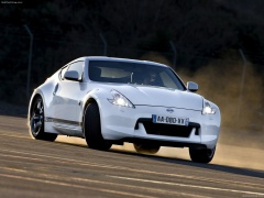 nissan 370z gt edition pic #78603