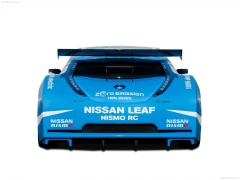 nissan leaf nismo rc concept pic #80239
