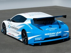 nissan leaf nismo rc concept pic #80248