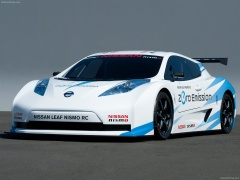 nissan leaf nismo rc concept pic #80252