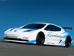 nissan leaf nismo rc concept pic #80253
