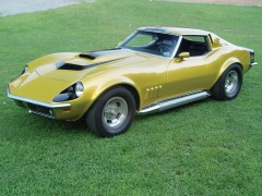 baldwin-motion corvette phase iii gt pic #37113