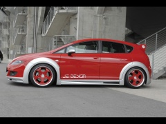 je design seat leon 1 p wide body pic #51933