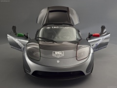 tesla roadster tag heuer pic #72670