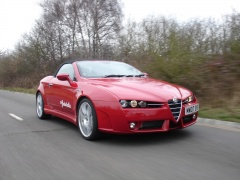 Alfa Romeo Spider J6 3.2 C photo #56864