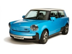 Trabant nT Concept pic