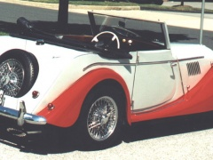 morgan drophead coupe pic #5908