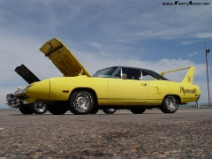 plymouth road runner superbird pic #21973