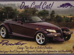 plymouth prowler pic #24823