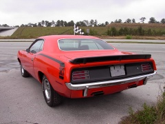 plymouth barracuda pic #39231