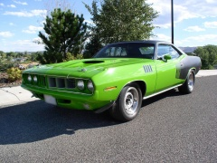 plymouth barracuda pic #39232