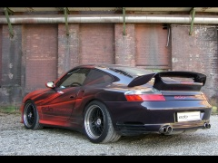 edo competition porsche 996 turbo pic #43612