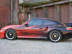 edo competition porsche 996 turbo pic #43615