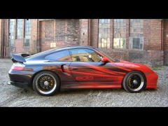 edo competition porsche 996 turbo pic #43616