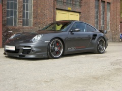 edo competition porsche 997 shark pic #45129