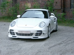 edo competition porsche 997 shark pic #45133