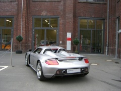 Porsche Carrera GT photo #50076