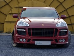 edo competition porsche cayenne gts pic #59641