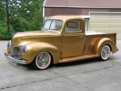 fastlane rod shop ford pickup pic #43778