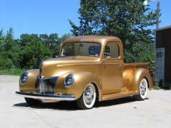 fastlane rod shop ford pickup pic #43780