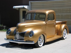 FastLane Rod Shop Ford Pickup pic