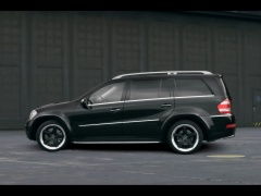 kicherer mercedes-benz gl 42 black line pic #61047