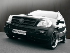 kicherer mercedes-benz gl 42 black line pic #61050