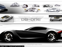 ruben vela design aston martin db-one pic #44259