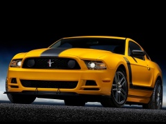 ford mustang boss 302s pic #105234