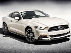 ford mustang gt 50 year limited edition pic #117251