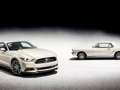 ford mustang gt 50 year limited edition pic #117253